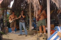 arawak-pottery-gig-march-2001